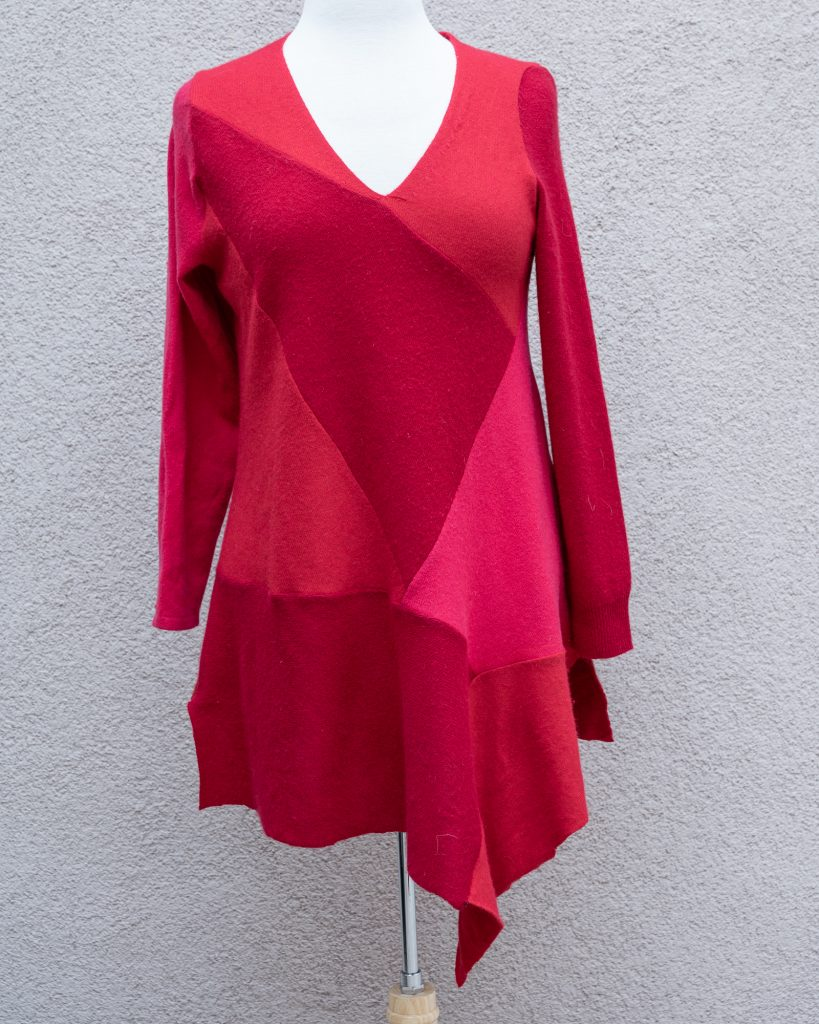 Red-sweater-front